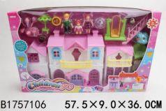 Дом для кукол Shantou Дом для кукол