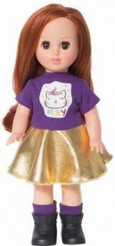 Кукла Алла яркий стиль