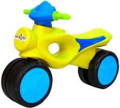 Беговел двухколёсный RT KINDER WAY синий 11-008