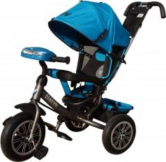Велосипед трехколёсный BMW BMW 12*/10* синий BMW-M-N1210-LBLUE