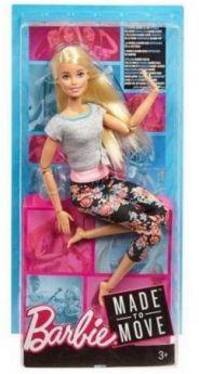 Кукла Barbie (Mattel) Кукла Barbie Безграничные движения шарнирная