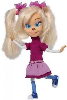 Кукла ВЕСНА В3648 Роза Барбоскина