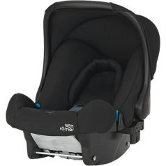Автокресло Britax Romer Baby-Safe, 0-13 кг, Cosmos Black