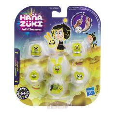 Фигурки-сокровища Hasbro Hanazuki,  6 штук (желтые)