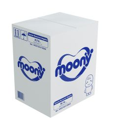 Трусики Moony Megabox (12-17 кг) 76 шт.