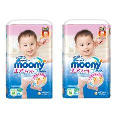 Трусики Moony Megabox (6-11 кг) 116 шт.