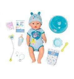 Интерактивная кукла Baby Born Мальчик 43 см