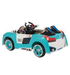 Электромобиль Weikesi CH9927, цвет: синий