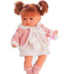 Кукла Juan Antonio Рон в красном 36 см