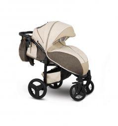 Прогулочная коляска Camarelo Elf, цвет: светло-бежевый/бежевый