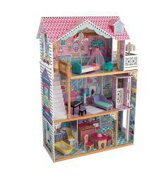 Кукольный домик KidKraft для кукол Барби – Аннабель 121 см