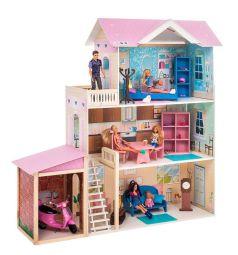 Кукольный домик Paremo Розали Гранд 118 см