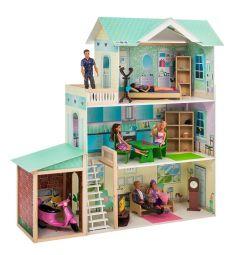 Кукольный домик Paremo Жозефина Гранд 118 см