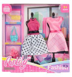 Одежда для кукол Anlily с аксессуарами