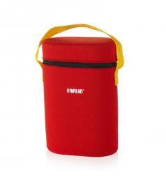 Термосумка Farlin на 2 бутылочки для бутылочек, цвет: красный