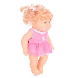 Кукла Игруша в малиновом платье 20 см