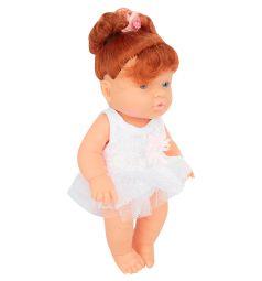Кукла Игруша в белом платье 20 см