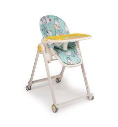 Стульчик для кормления Happy Baby Berny Basic, цвет: Blue