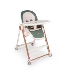 Стульчик для кормления Happy Baby Berny V2, цвет: dark green