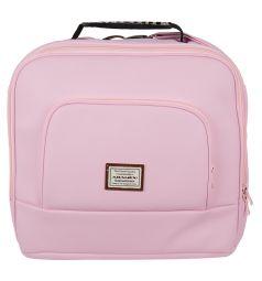 Коляска 3 в 1 Adamex Luciano Deluxe, цвет: розовый