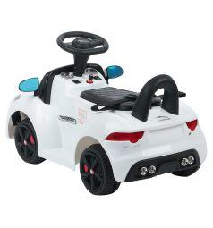 Электромобиль Weikesi Jaguar F-Type Convertible, цвет: белый