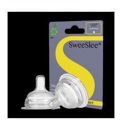 Соска Sweeslee медленный поток для бутылочки