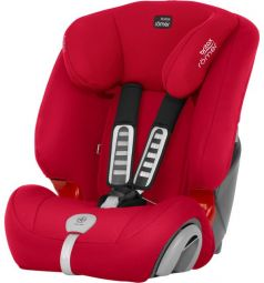 Автокресло Britax Romer Evolva 123 Plus, цвет: fire red
