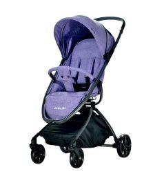 Прогулочная коляска Everflo Easy guard E-338, цвет: purple