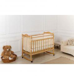 Детская кровать Everflo Pali ES-001, цвет: caramel