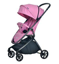 Прогулочная коляска Everflo Easy guard E-338, цвет: pink
