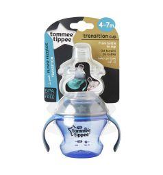 Бутылочка Tommee Tippee Advanced антиколиковая пластик с 4 месяцев, 150 мл