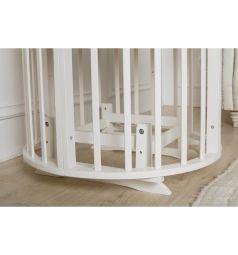 Маятник поперечный для кроватки Incanto Mimi, цвет: белый