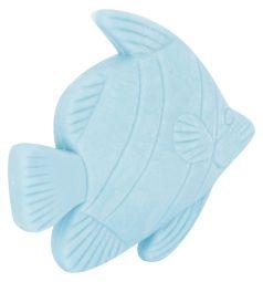 Ластик Action фигурный Рыбка голубая