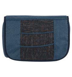 Коляска 2 в 1 Marimex Armel Лен, цвет: синий