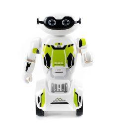 Робот на радиоуправлении Silverlit Макробот, цвет: салатовый 21 см