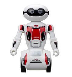 Робот на радиоуправлении Silverlit Макробот, цвет: красный 21 см
