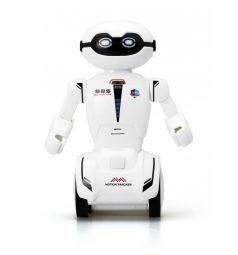 Робот на радиоуправлении Silverlit Макробот, цвет: белый 21 см