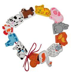 Игровой набор Игруша Фигурки животных (12 дет.)
