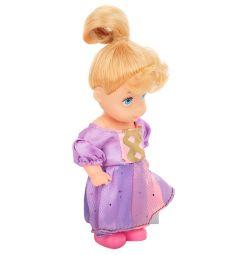 Кукла Игруша Princess Блондинка в сиреневом платье