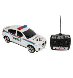 Машина на радиоуправлении GK Racer Series BMW-X6 цвет: белый 33 см 1 : 14