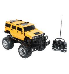 Машина на радиоуправлении GK Racer Series Hummer H2, цвет: желтый 1 : 12