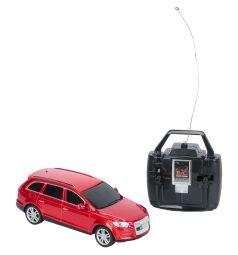 Машинка на радиоуправлении GK Racer Series Guokai Audi Q7, цвет: красный 21 см 1 : 28