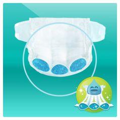 Подгузники Pampers Active Baby-Dry Размер 4 + (9-16 кг) 62 шт.