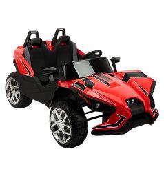 Электромобиль Weikesi JC-888, цвет: красный