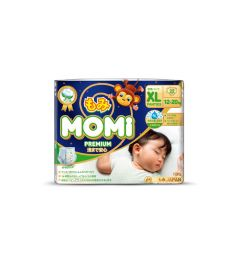 Трусики-подгузники Momi Premium Night (12-20 кг) 22 шт.
