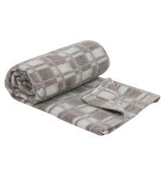 Моей крохе Одеяло 100 х 140 см, цвет: коричневый