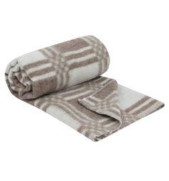 Моей крохе Одеяло, цвет: коричневый
