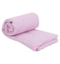 Моей крохе Одеяло, цвет: розовый