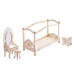 Мебель для кукол Большой Слон Мечта Спальня