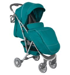 Прогулочная коляска Corol S-9, цвет: бирюзовый
